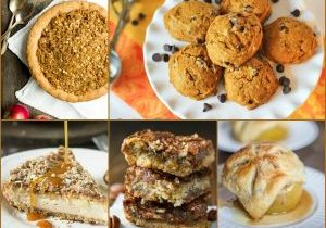 Thanksgiving Desserts FEATURED photo
