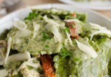 Asparagus Ravioli | Daily Dish Recipe