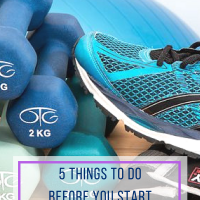 5 Things to do Before You Start Working Out