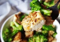 Vegetarian Broccoli Tofu Bowl | Meatless Monday | Daily Dish Recipe
