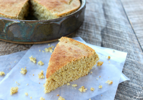 Maple Cornbread | Daily Dish Recipe