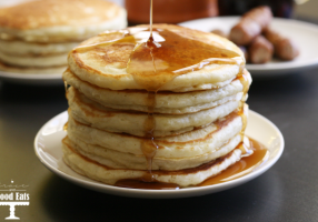 Today's Daily Dish Recipe is the Best Ever Pancakes.