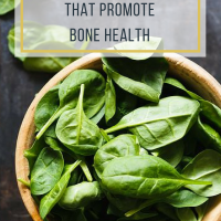 7 Foods That Promote Bone Health
