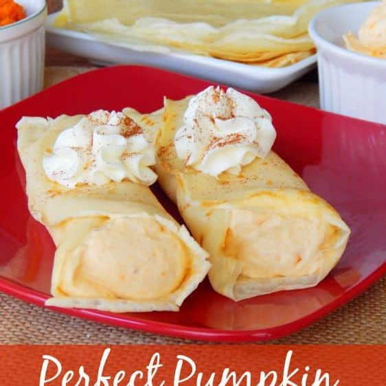 Pumpkin Crepes | Six Dollar Family