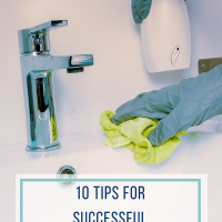 10 Successful Spring Cleaning Tips