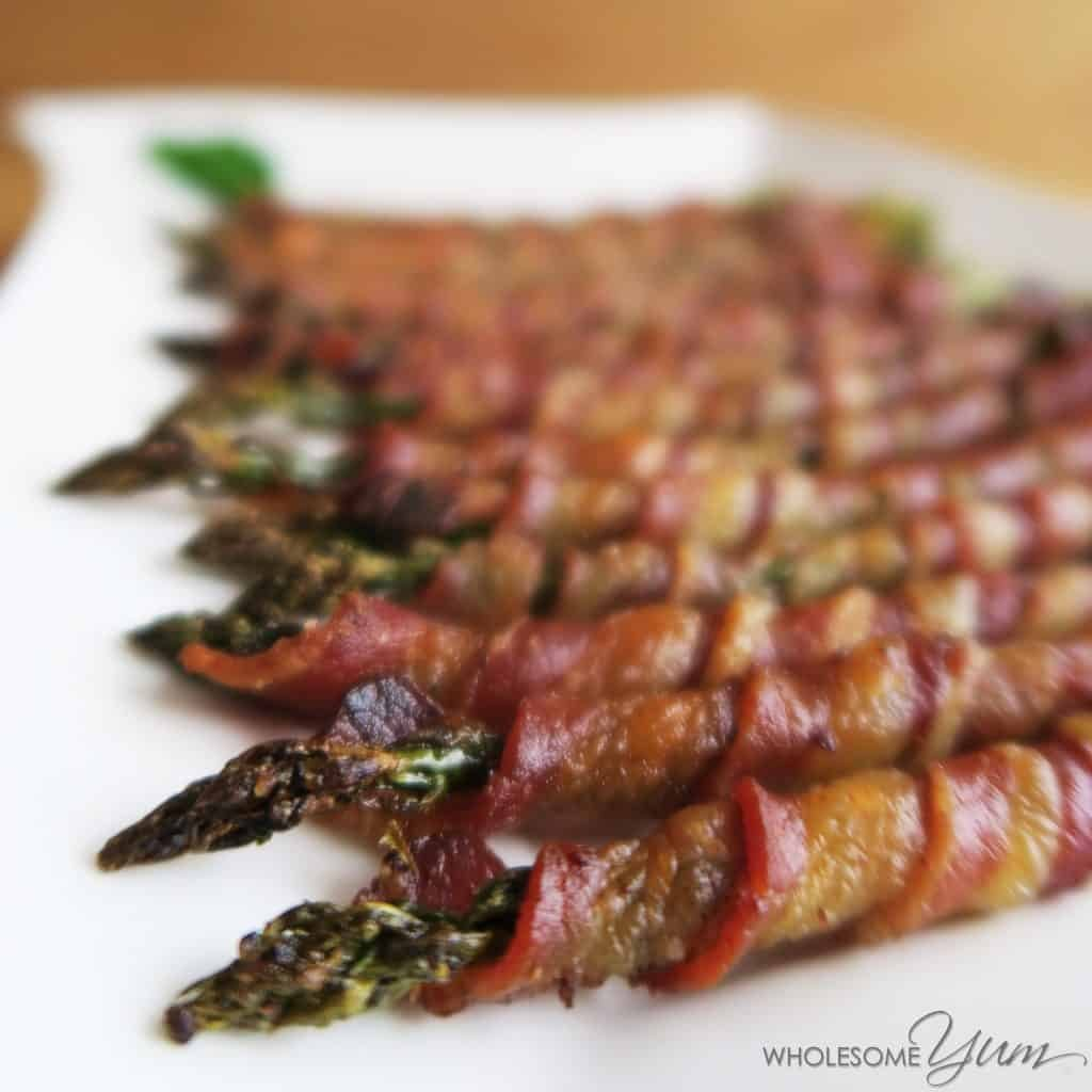 Crispy Bacon Wrapped Asparagus
